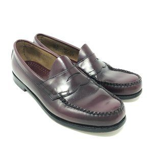 GH Bass Mens Size 10D Weejuns Penny Loafers